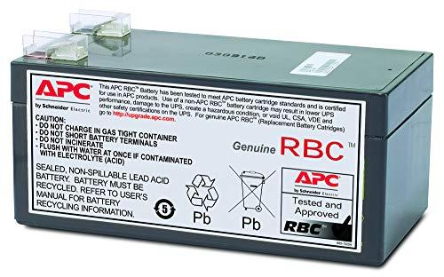 APC RBC47 Cartridge #47 Ersatzbatterie für Unterbrechungsfreie Notstromversorgung (USV)