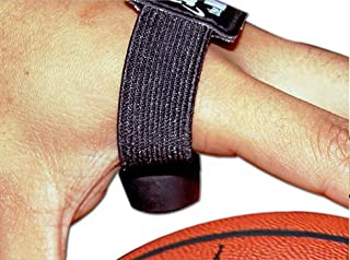 HoopsKing Basketball Dribbling and Shooting Training Aid - Set of 2, Keep The Ball Off Your Palm, Football Catching