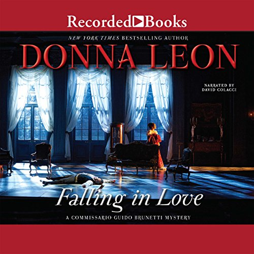 Falling in Love audiobook cover art