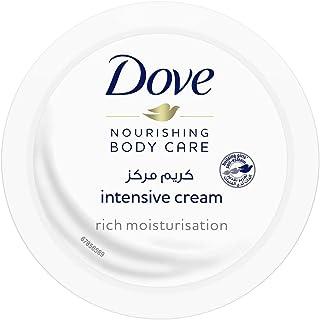 Dove Body Cream Intensive, 250 ml, Pack of 2