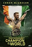 Close Up Conor McGregor Poster UFC Champ (61cm x 91,5cm)