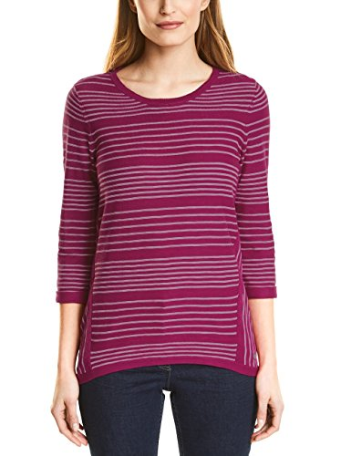 Cecil Damen 300573 Pullover, Magic pink, X-Large