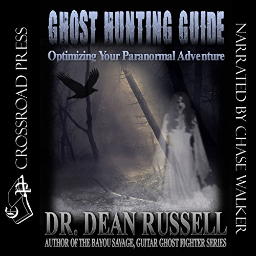 Ghost Hunting Guide audiobook cover art