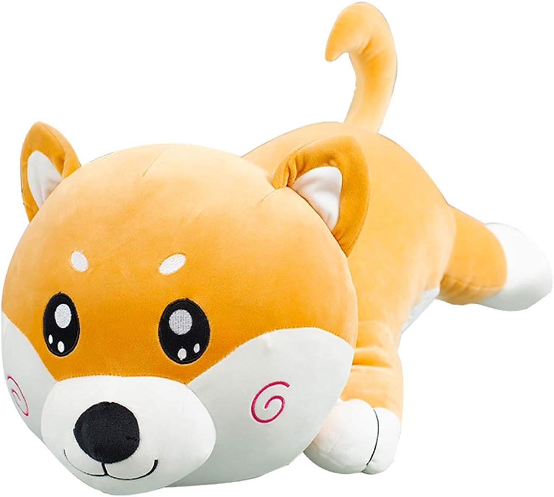 Unbekannt Stoffspielzeug Plüschtiere Puppen Tierstylingpuppen Komfortkissen Sende Freundinnen Sende Kinder Geburtstagsgeschenke (color   Yellow, Size   120cm)