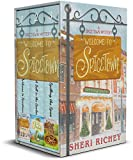Spicetown Mystery Series Box Set: Books 1-3 (A Spicetown Mystery Bundled Set Book 1) (English Edition)