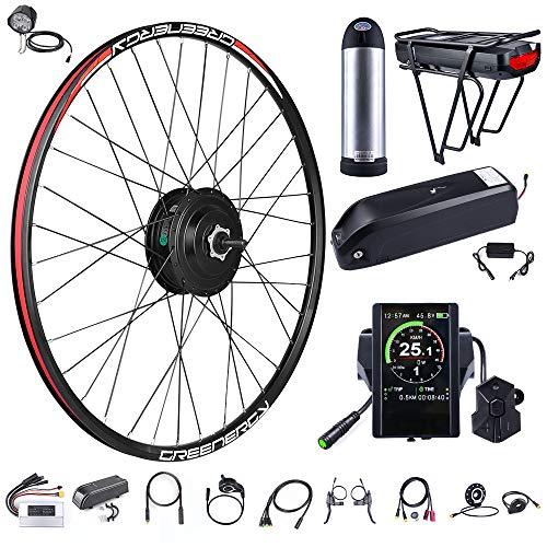Bafang e-bike conversion kit for front wheel