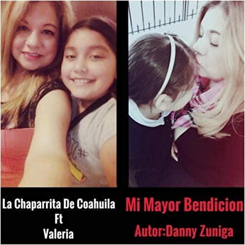 La Chaparrita de Coahuila feat. Valeria