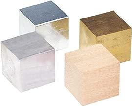 BIUYYY Physical Laboratory Equipment Kit - Cube Group, Mass Density Mechanical Teaching Aids