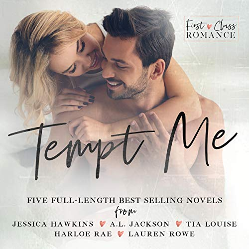 Tempt Me: A First Class Romance Collection audiobook cover art