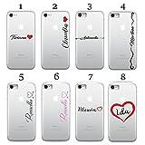 Caseone® Coque pour Huawei – Personnalisé nom écrit à la main – Mpm caoutchouc (Shot x/Honor...