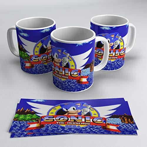 Tasse Sonic (Hedgehog)