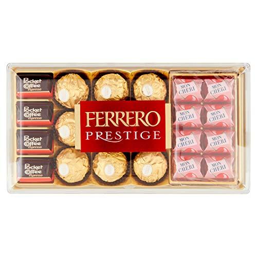 Ferrero Prestige, confezione da 21 pezzi, 246g