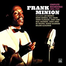 Frank Minion: Complete Recordings 1954-1959