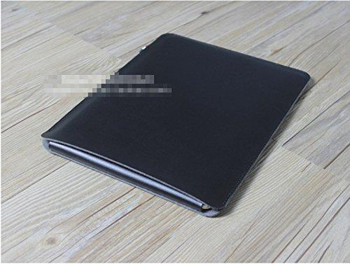 Junsi Microfiber Leather Case Bag Sleeve Box for Dell XPS13 XPS 13 2015 Laptop