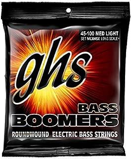 GHS Strings BASS BOOMERS M3045X Long Scale Plus, Medium Set