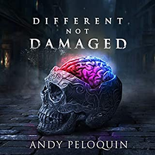 Different, Not Damaged cover art