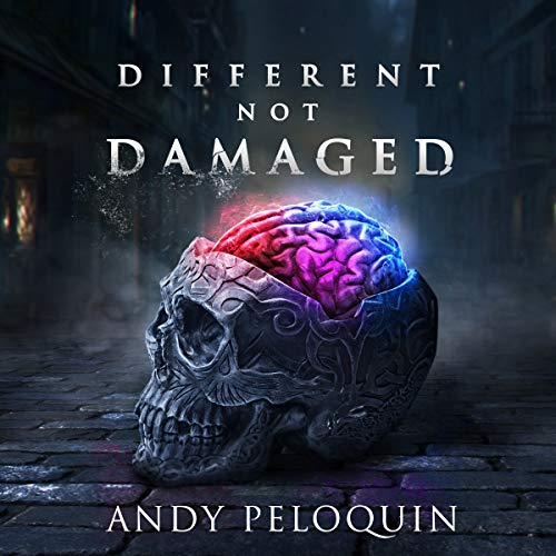 Different, Not Damaged audiobook cover art