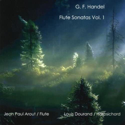 Jean Paul Arout - Flute / Louis Dourand - Harpsichord