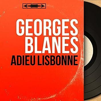 Adieu Lisbonne (feat. Aramand Migiani et son orchestre) [Mono Version]