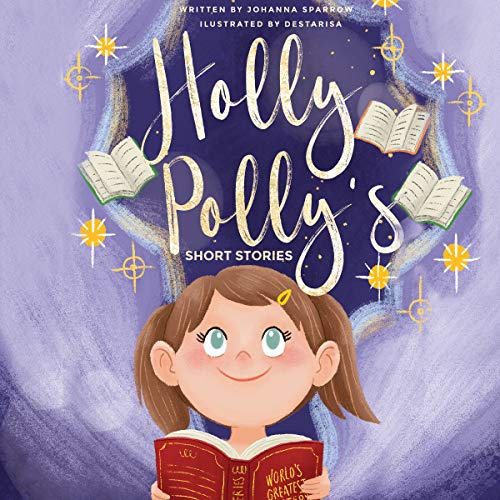 Holly Polly's: Short Stories audiobook cover art