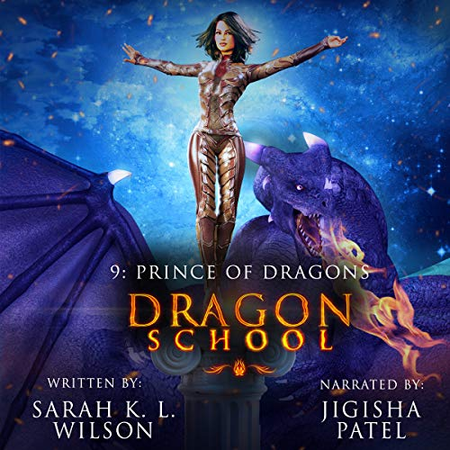 Dragon School: Prince of Dragons Titelbild