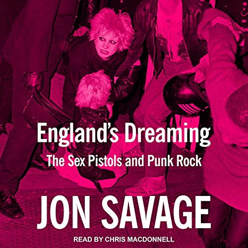 England's Dreaming cover art