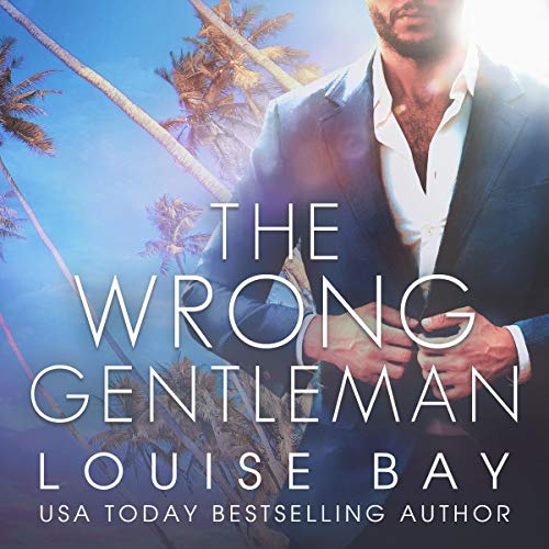 The Wrong Gentleman audiobook cover art