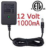 12V Charger for Kids Ride On Car,12 Volt Battery Charger for Best Choice Products SUV Car a Variety...