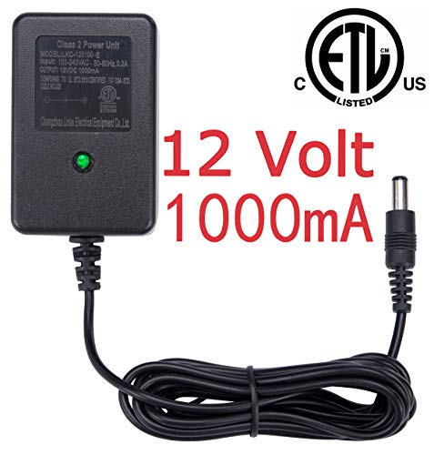12V Charger for Kids Ride On Car,12 Volt Battery Charger for Best Choice Products SUV Car a Variety of Electric Baby Carriage Ride Toy Battery Supply Power Adapter