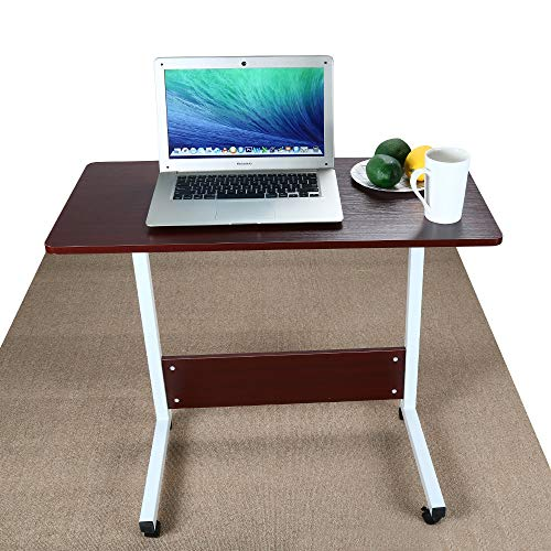 Gbell Home Assembly Laptop Computer Desk For Kids Boys Girls Adults Can Be Raised And Lowered Mobile Computer Desk 80cm 50cm Wantitall
