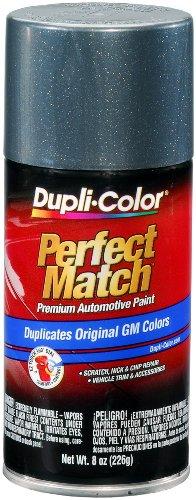 Dupli-Color BGM0536 Gunmetal Metallic General Motors Exact-Match Automotive Paint - 8 oz....