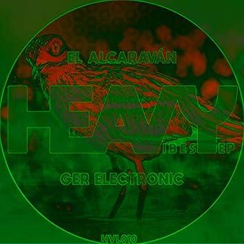 El Alcaraván Ep