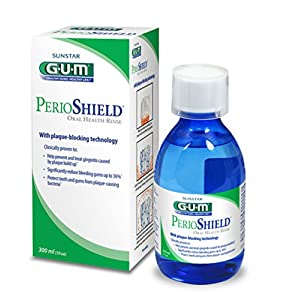GUM PerioShield Oral Health Rinse 10 oz