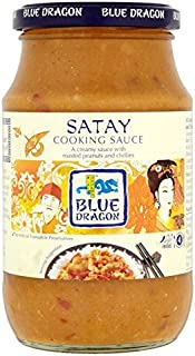 blue dragon satay sauce
