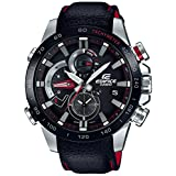 [カシオ] 腕時計 エディフィス スマートフォンリンク EQB-800BL-1AJF メンズ ブラック