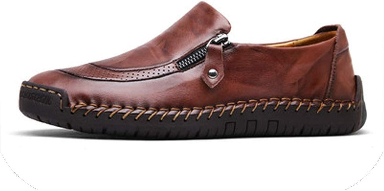Men shoes Casual shoes Breathable Men Flats Loafers Men's Driving shoes