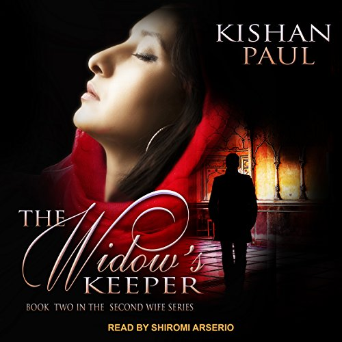 The Widow's Keeper audiobook cover art