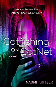 Catfishing on CatNet by Naomi Kritzer science fiction and fantasy book and audiobook reviews