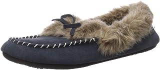 Acorn Cozy Faux Fur Moc womens Slipper