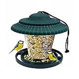 Bncxdc comedero Colgante para pájaros, comedero para pájaros con Linterna Colgante, Comederos para pájaros pequeños para el jardín, comedero Colgante para Semillas de pájaros Silvestres