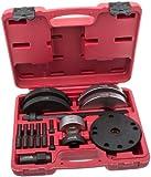 Juego de herramientas Rodamientos para 62mm para VAG–Extractor 16piezas de Juego de montaje AUDI A21.2Tdi Volkswagen Lupo 1.2Tdi 3L compacta Almacenamiento ausdrücker empotrable Cilindro de buje