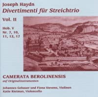Divertimenti for String Trio