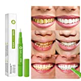 Ofanyia Teeth Whitening Pen Remove Plaque Stains Dental Oral Care Tooth Whitening Gel Pen