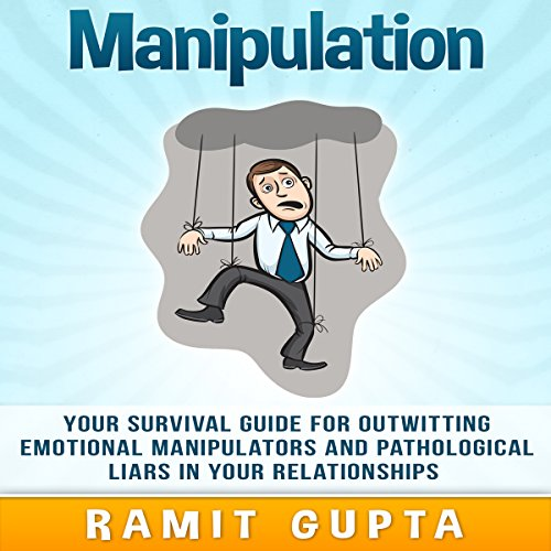 Manipulation Manual audiobook cover art