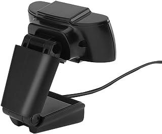 eboxer-1 Webcam, HD Video Camera, Auto White Balance Manual Adjustment Auto Color Correction Built-in Sound Absorption Microphone for Laptop Desktop