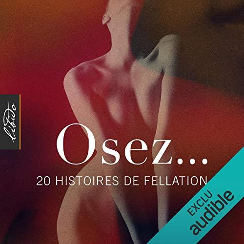 Osez... 20 histoires de fellation cover art