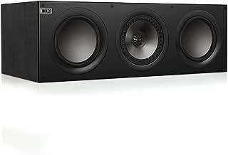 KEF Q600cBL Center Channel Speaker Black Oak (Discontinued by Manufacturer)