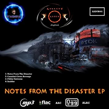 Notes From The Disaster EP (AADUB001)