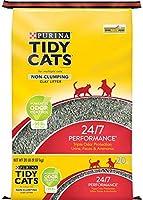 تراب تجميع فضلات القطط من بورينا تايدي لأداء على مدار الساعة بوزن 9.07 كغم