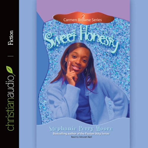 Sweet Honesty audiobook cover art